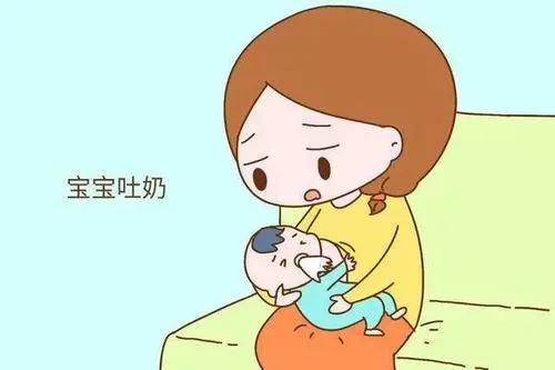 金牌月嫂教你应对宝宝吐奶的秘方