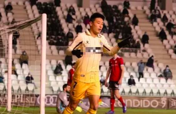 国王杯武磊打破进球荒 取得个人赛季第3球
