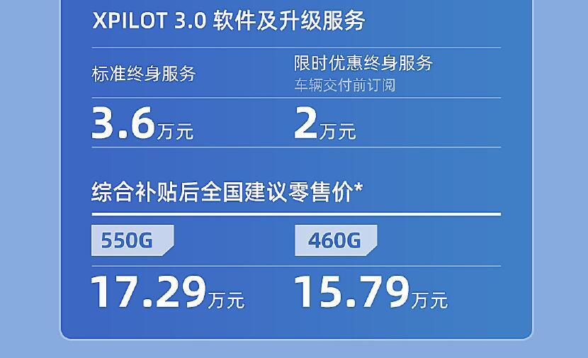 激光雷达和空间实用性是主要卖点,小鹏P5上市售15.79~22.39万元
