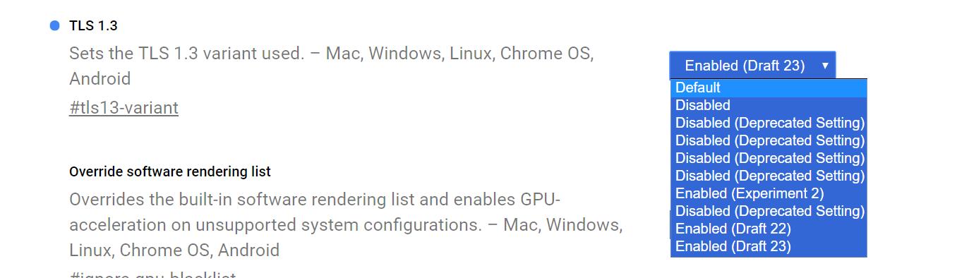 让Nginx快速支持TLS1.3协议