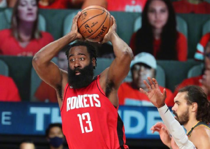 NBA第1爆冷,妖星40分爆发,雷霆拒出局!火箭球星致命失误