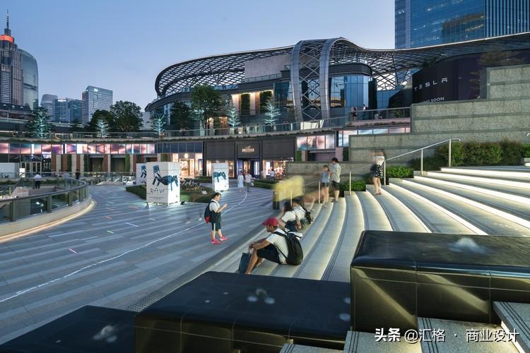"""市中心的""""呼吸的场所"""",广州天环广场"""