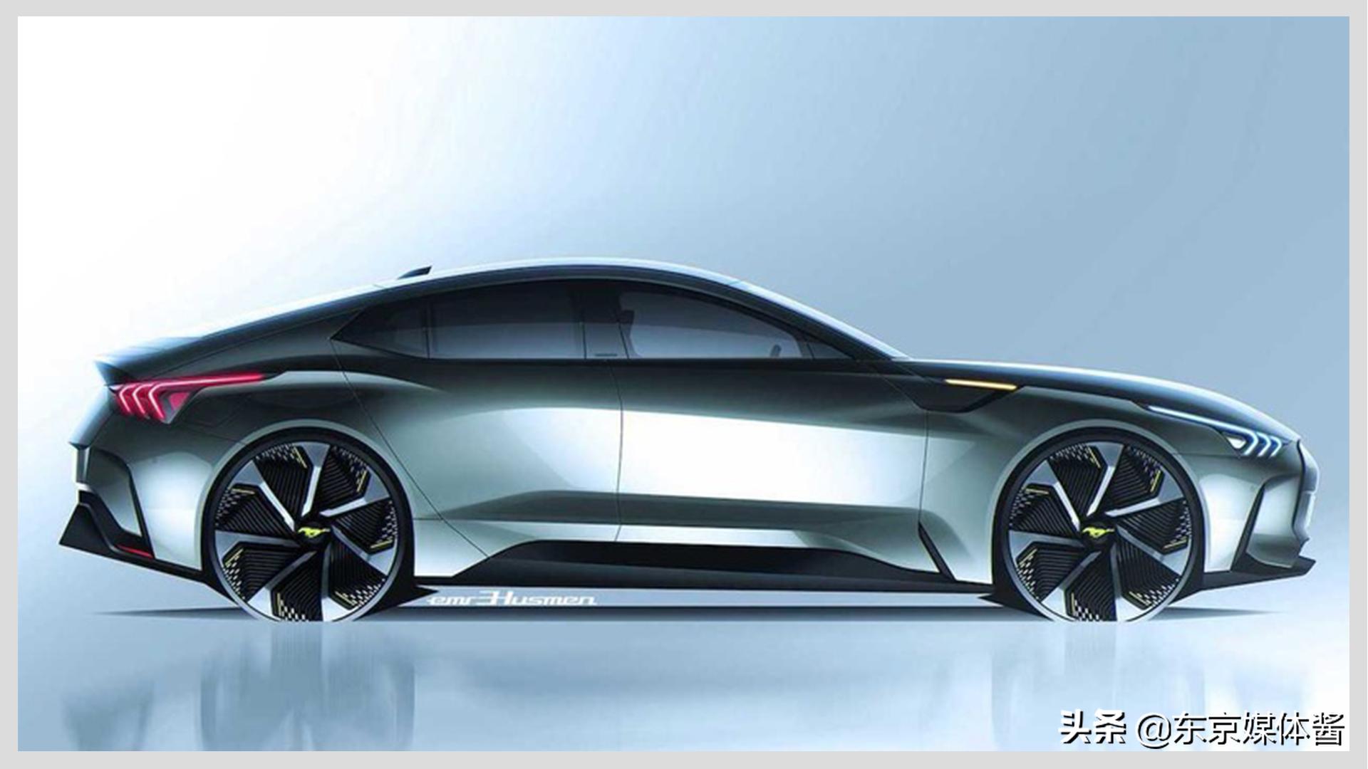 福特野马「Mach F」计划.有望可以看到5门掀背EV车型