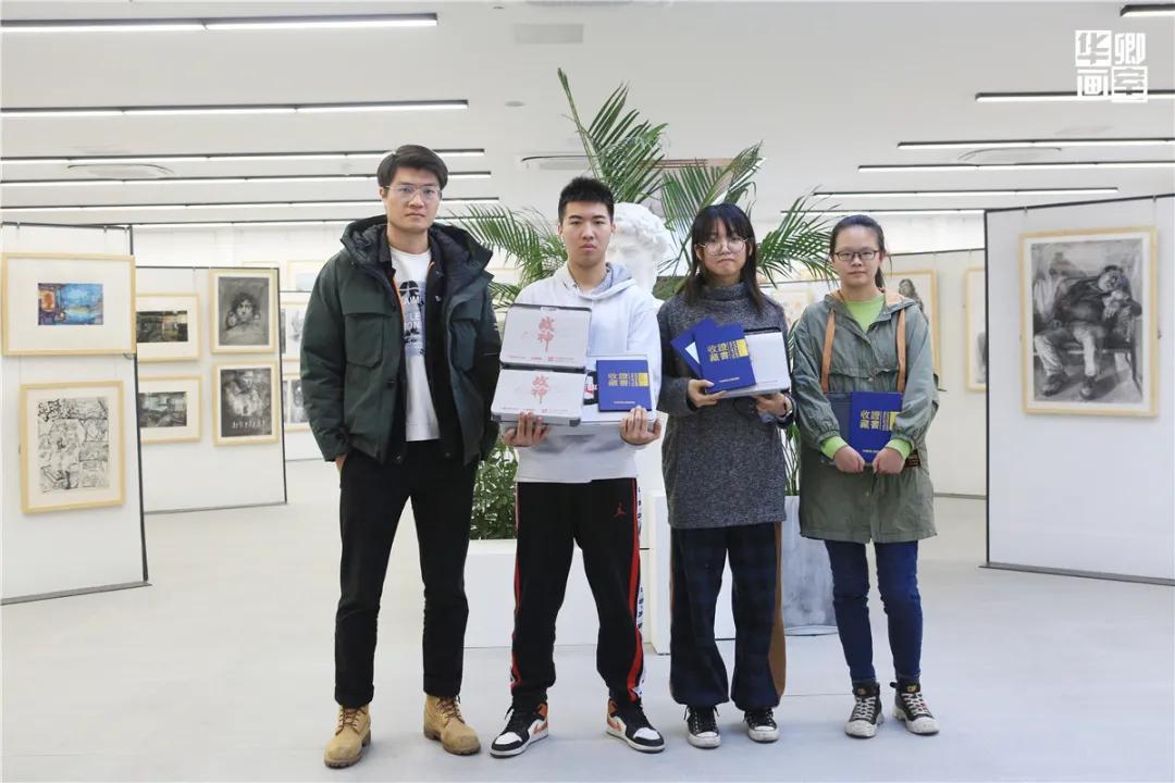 華卿2020寫生作品人氣大賽獲獎名單 |藝術展廳等你來觀展