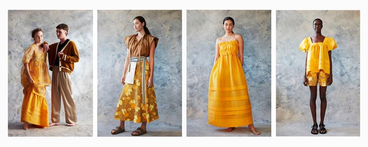 快麦时尚 | 21年春夏女装色彩五大流行趋势