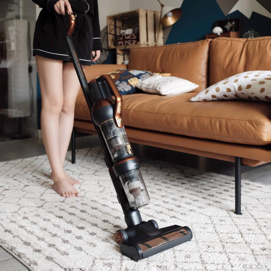 """专治居家清洁""""头痛"""",烦恼一扫而净,就选莱克吸尘器"""
