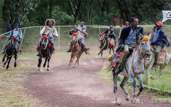 埃塞俄比亚战火风云录