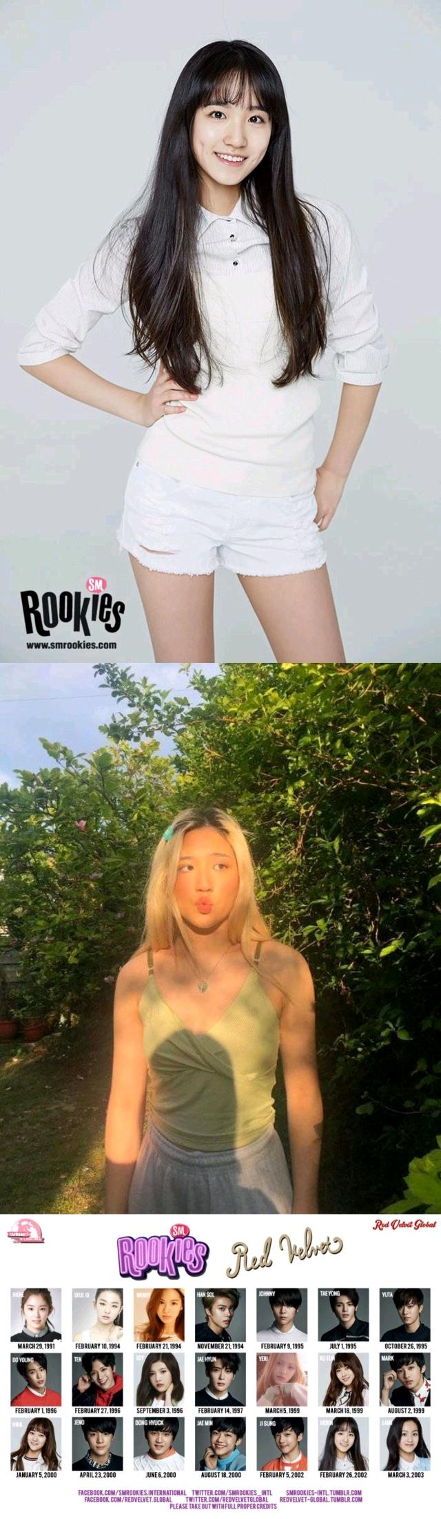 Yeri和SM前练习生Herin见面,大部分韩国网友却都在指责不戴口罩