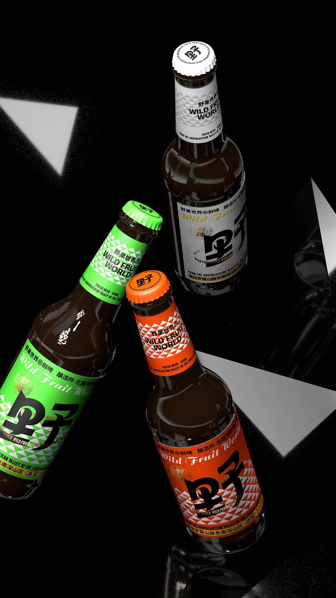 包装设计展开图(酒类包装如何突破常规风格)