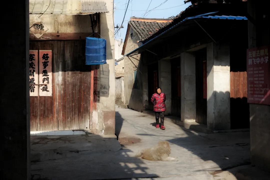 津门网张梅林:苏埠老街印象