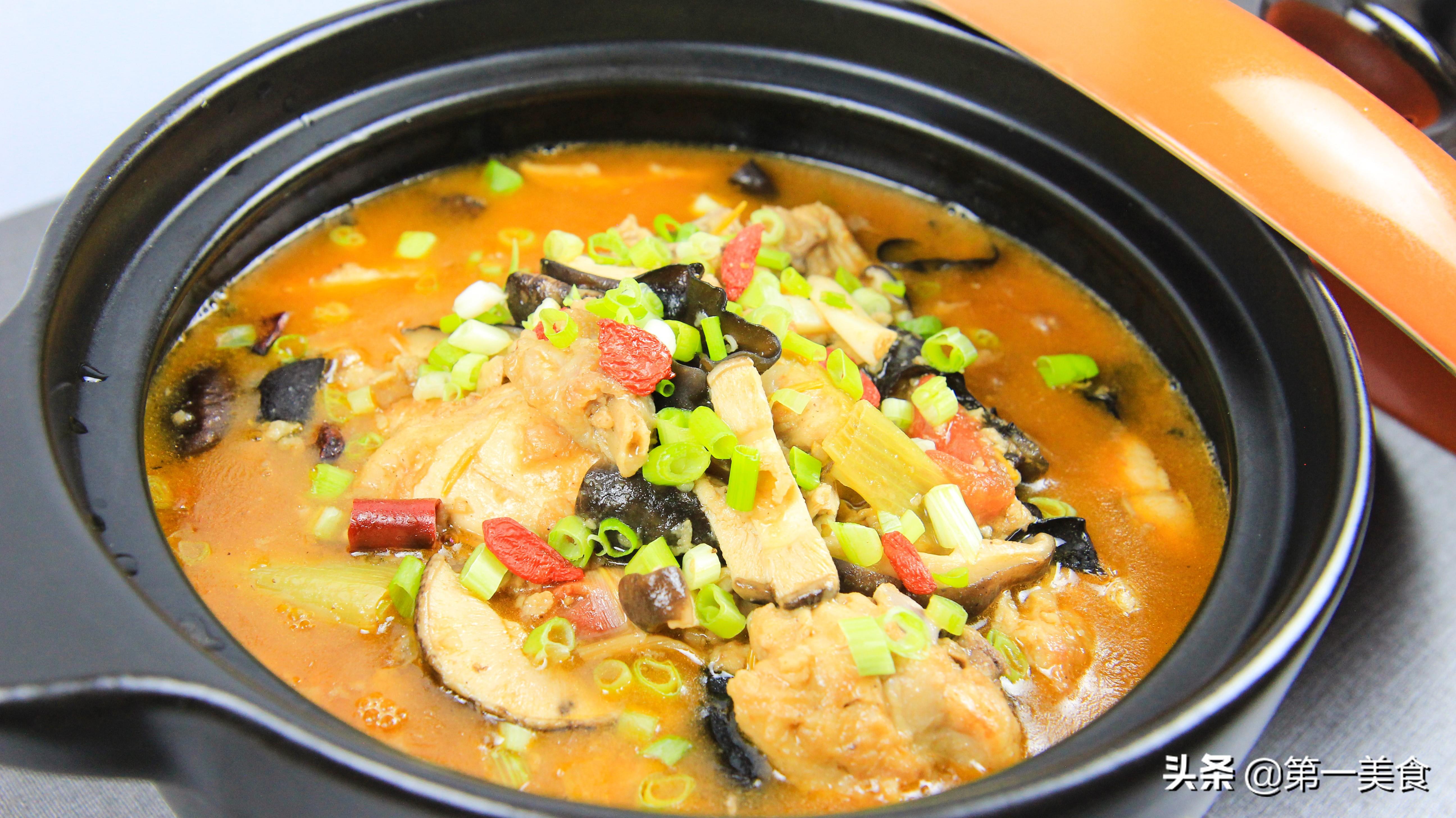 面炕鸡的正确做法 汤汁鲜美