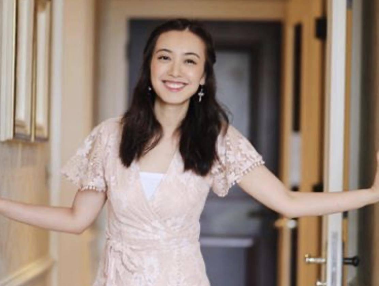 TVB花旦朱千雪完成实习,正式成为大律师,投身法律界