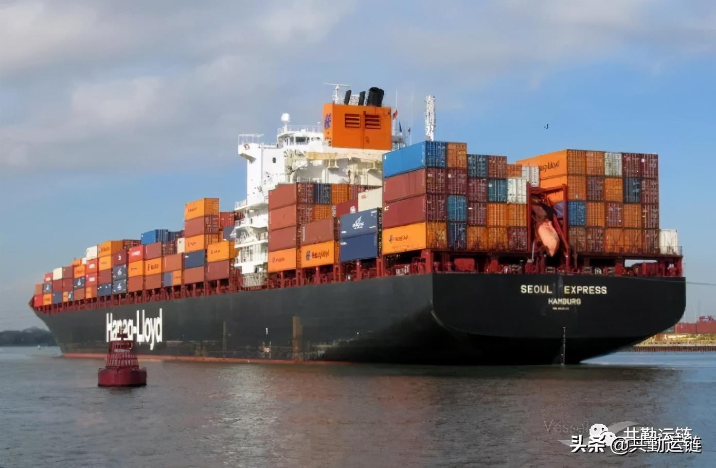 英国港口拥堵导致额外附加费