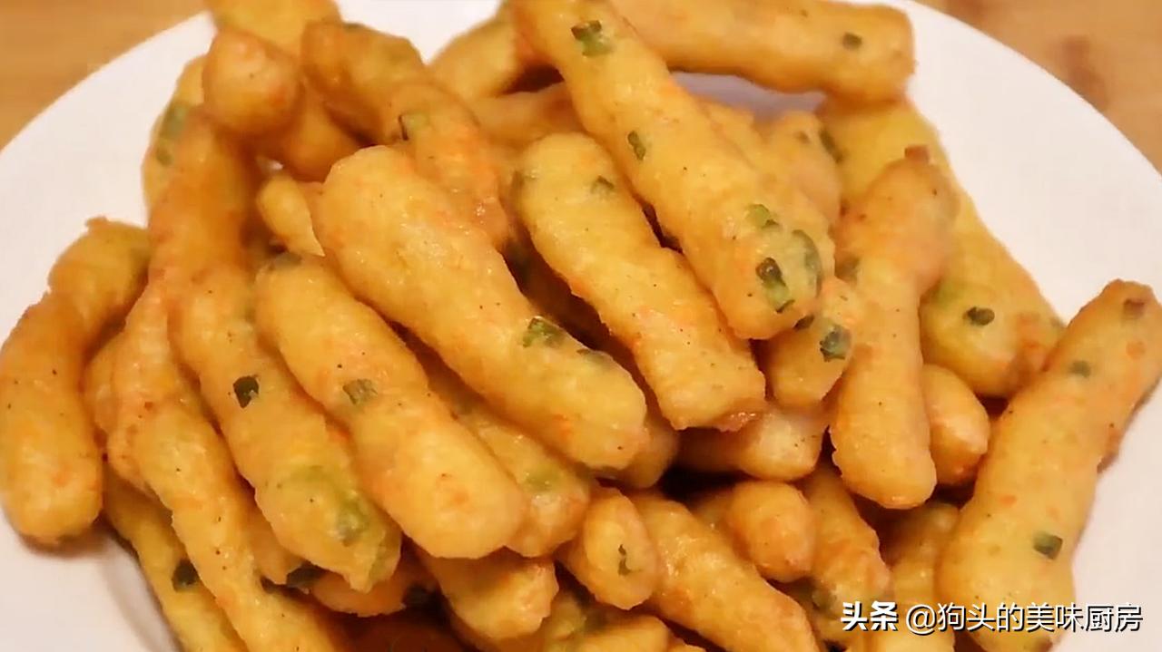 土豆不要炒著吃了,教你一個新吃法,簡單美味,上桌全家都愛吃