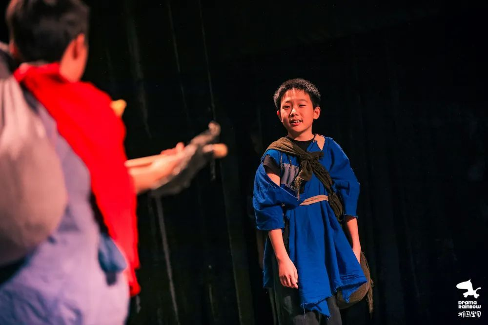抓马宝贝.少年剧场第十部作品《石头田》精彩剧情回顾