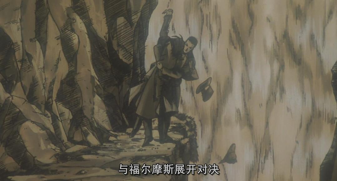 名侦探柯南:《贝克街的亡灵》为什么成为了最神剧场版?