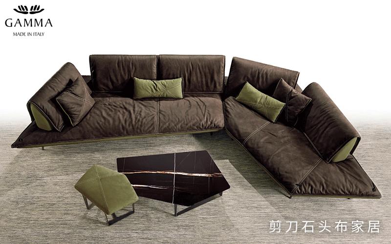Minotti的沙發最舒適?那是你還沒試過Gamma沙發