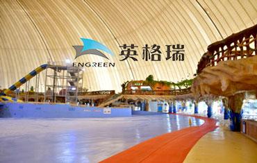 膜建筑方案在展覽場館搭建中的應用