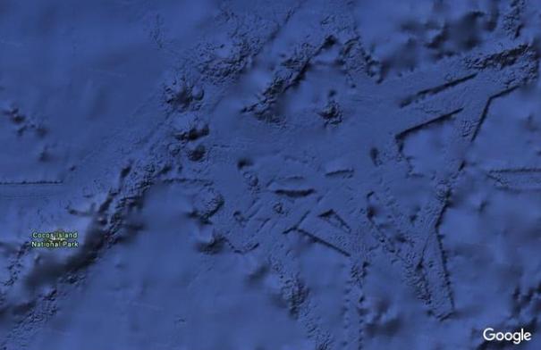 太平洋底发现疑似史前文明建筑,史前文明真的存在吗?