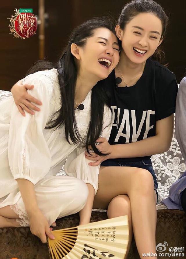 谢娜接连为何炅杨迪庆生,又与张杰秀恩爱,却不见安慰二弟赵丽颖