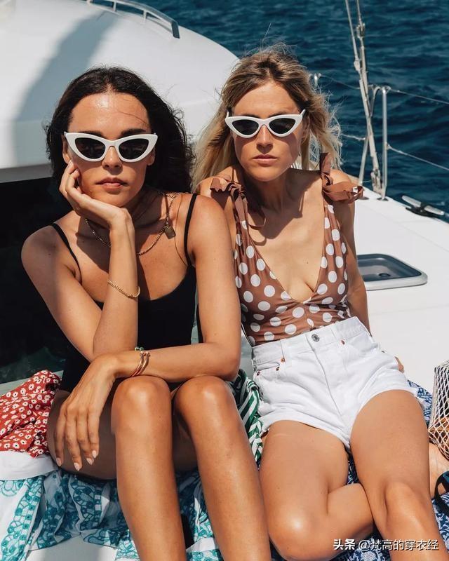 2020年最时髦的三款墨镜,分分钟凹造型,出街回头率200%