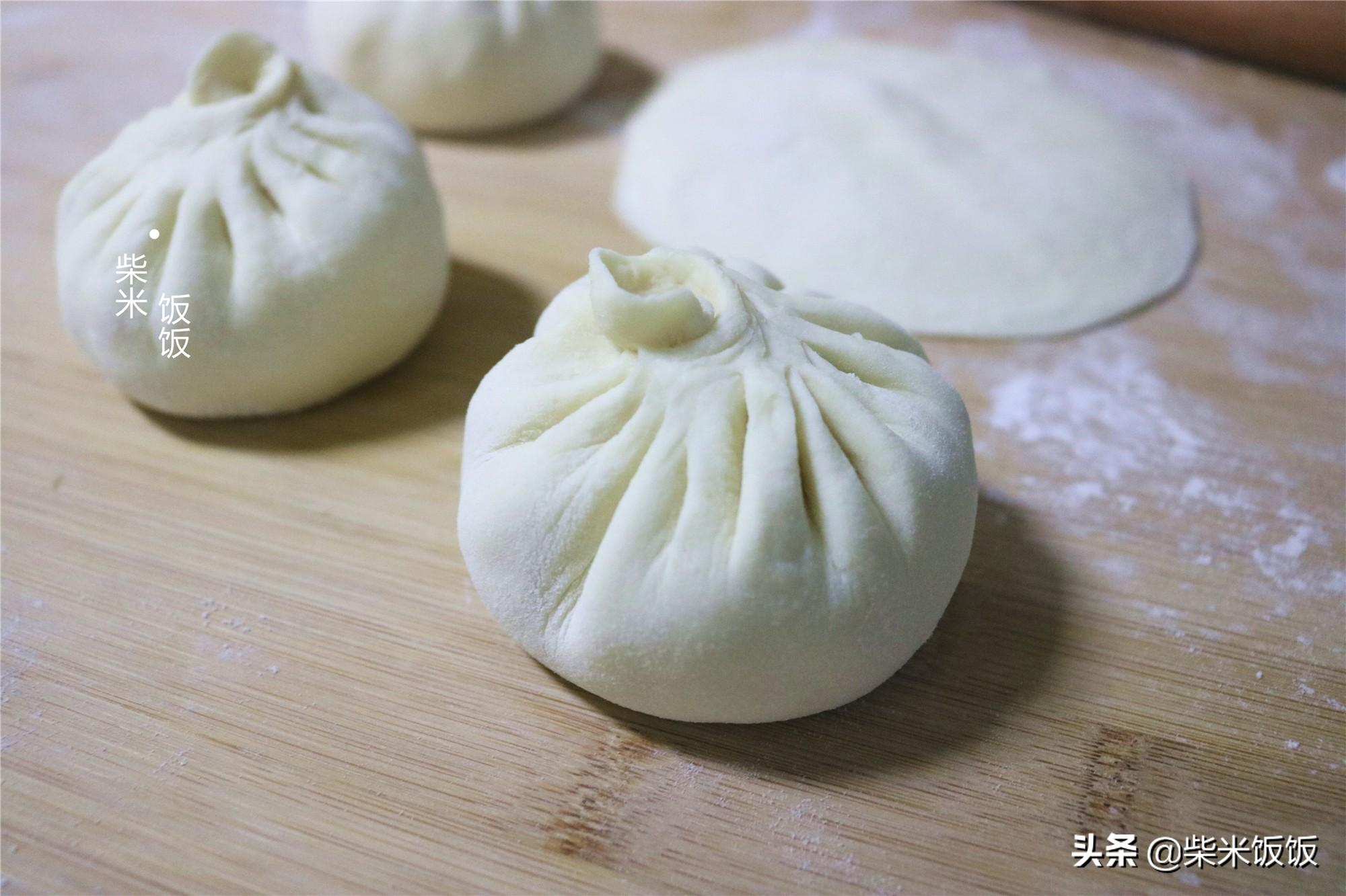 蘿蔔包子要好吃,換種方法來調餡,柔軟鮮香,美味又多汁