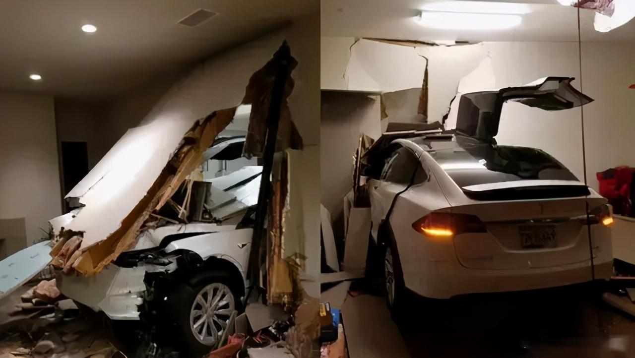 """特斯拉""""失控门""""调查:突然加速、刹车失灵、车主重伤、数据消失?"""