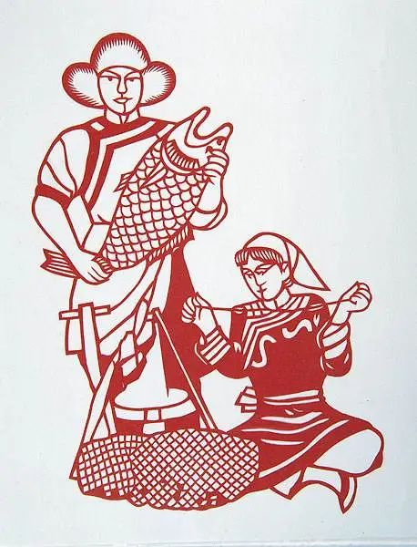 中国56个民族(五十三),赫哲族