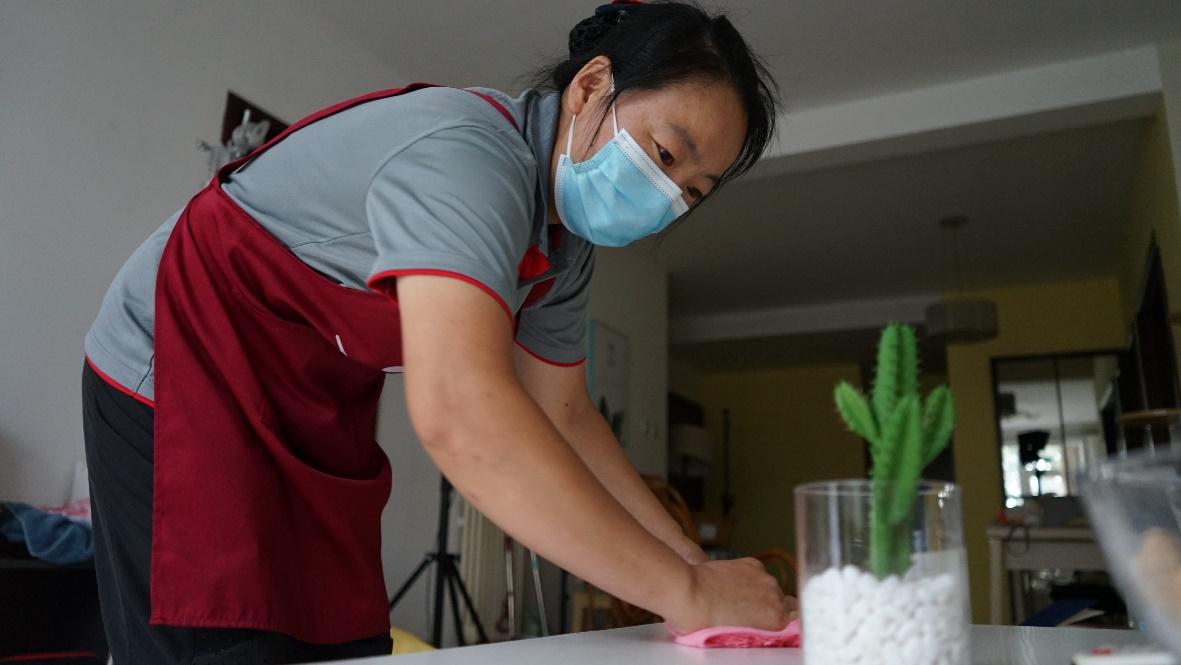 一位普通劳动者的家政就业梦