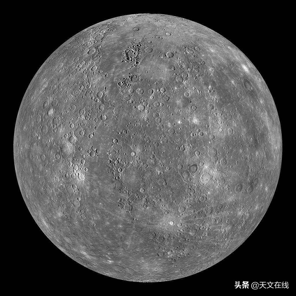 距离太阳最近的星球——水星