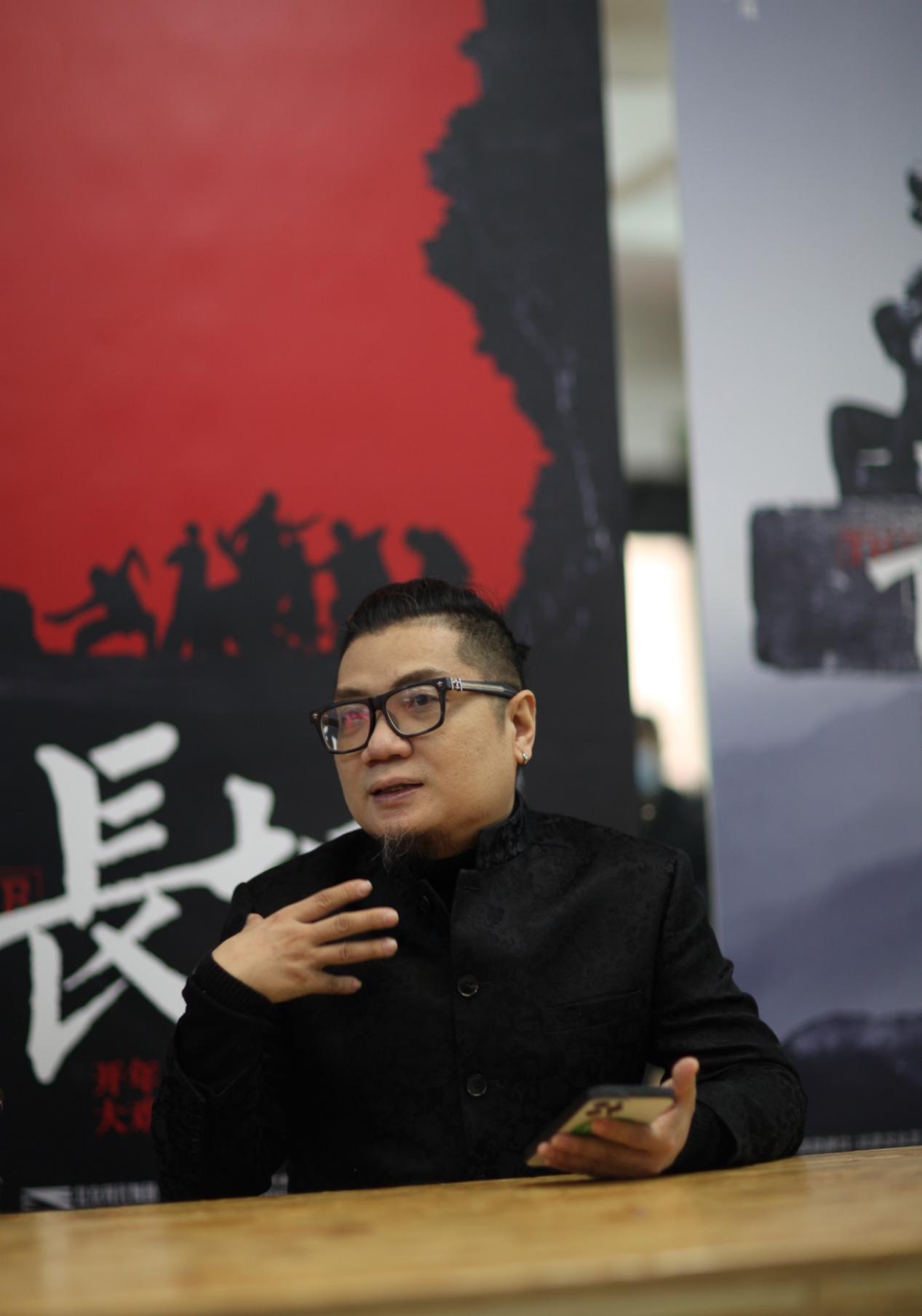 北京现代舞团大型原创现代舞剧《长城》2021开年公演