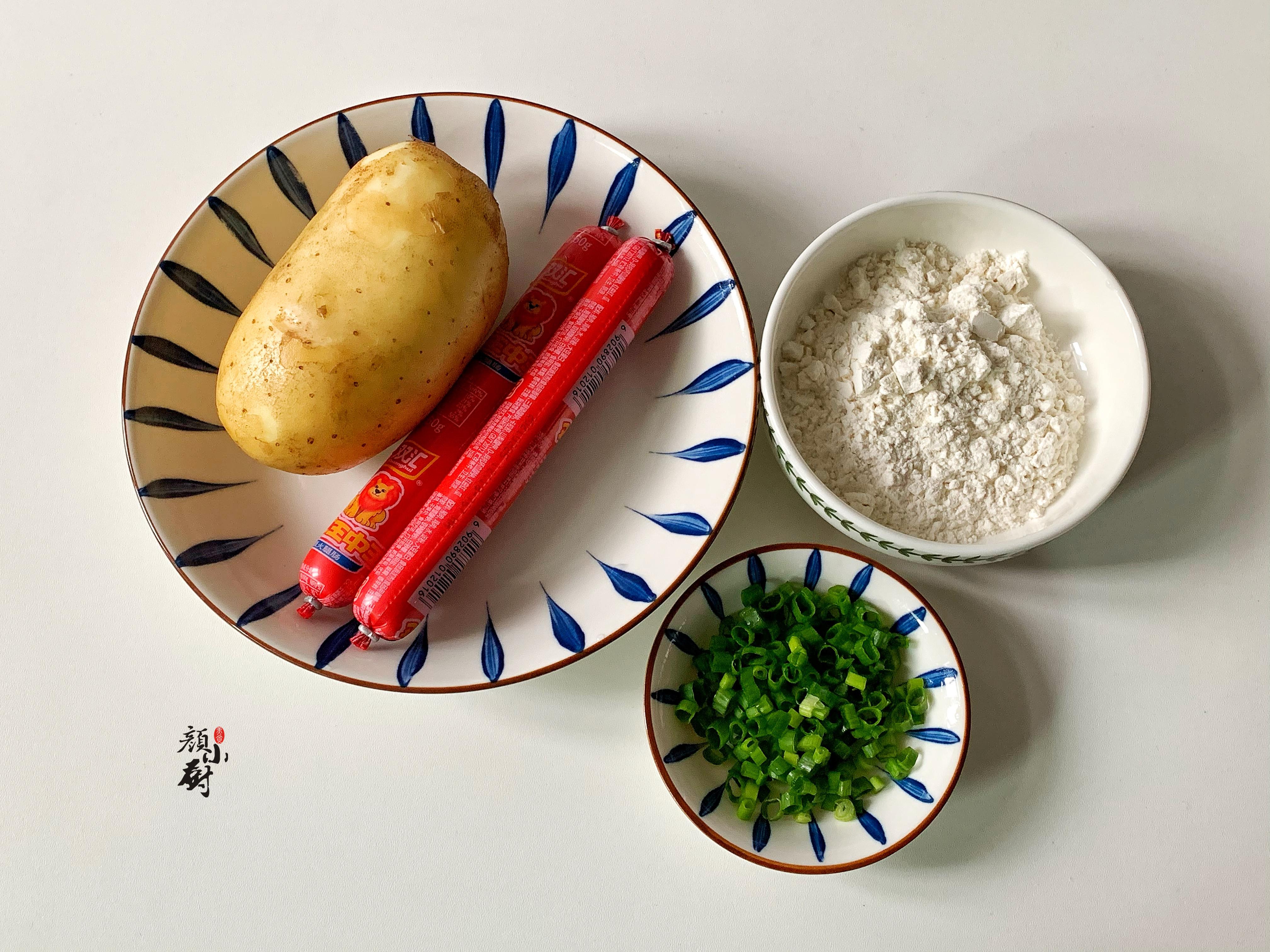 我家土豆從來不炒著吃,簡單一做,金黃香脆,大人小孩都愛吃