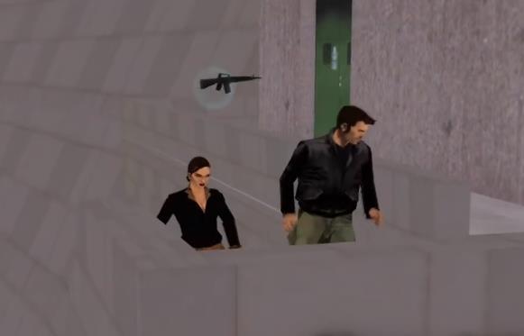 《GTA》主角女友发展史,自古英雄难过美人关,你都认识哪些?