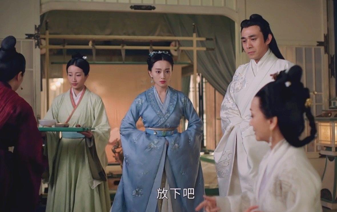 《东宫》八公主珞熙,比章子怡小13岁,还在《上阳赋》演她大嫂