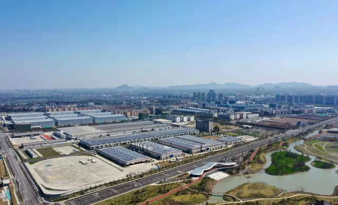杭州钱江经济开发区核心区多地块土地性质变更(公示)