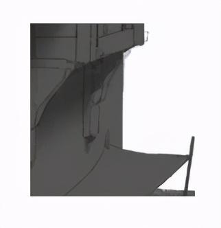 绘画初学者总画不好投影位置?教你单体光影的标准流程