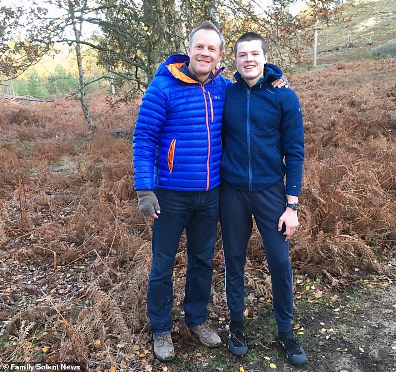 疫情导致考试被取消,英国一富二代高中生无法接受,进入森林后上吊身亡