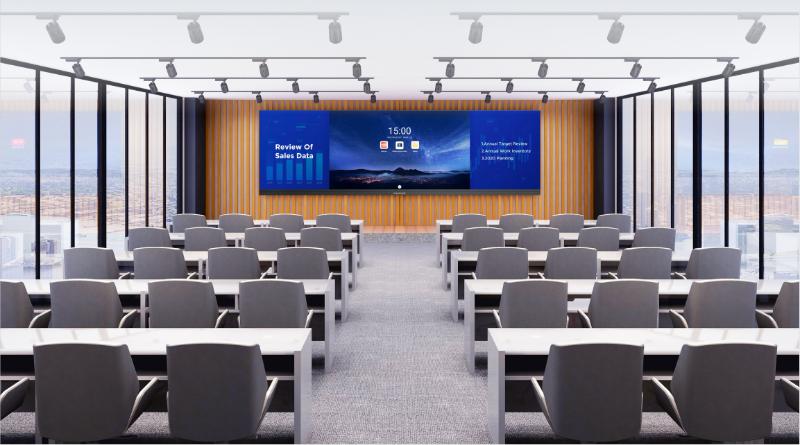 培训室LED显示屏用无光学拼缝的小间距LED