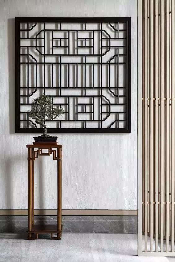 中式窗棂美学,尽显古典庭院悠然情