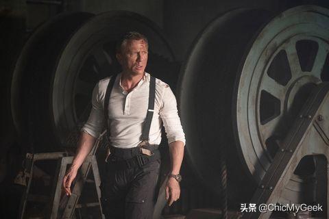 《007:无瑕赴死》5大看点!史上最美艳的邦德女郎