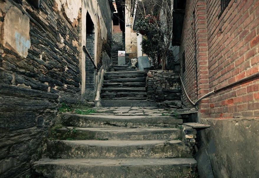 """陕西最后的原生态古镇,素有""""小汉口""""的美誉,多次被淹仍幸存"""