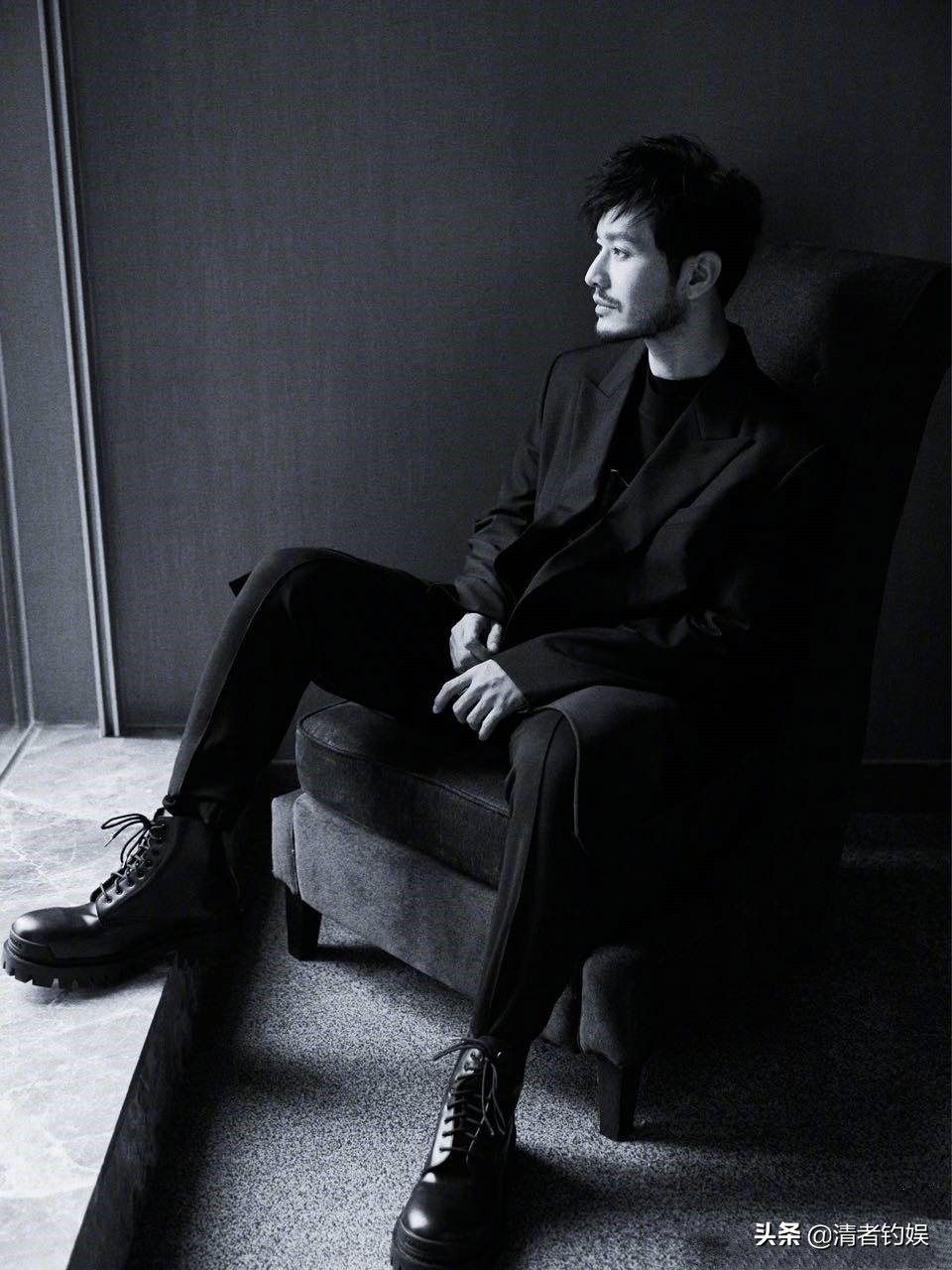 黄晓明凭《烈火英雄》获金鸡奖最佳男主角提名:我觉得我电量挺足