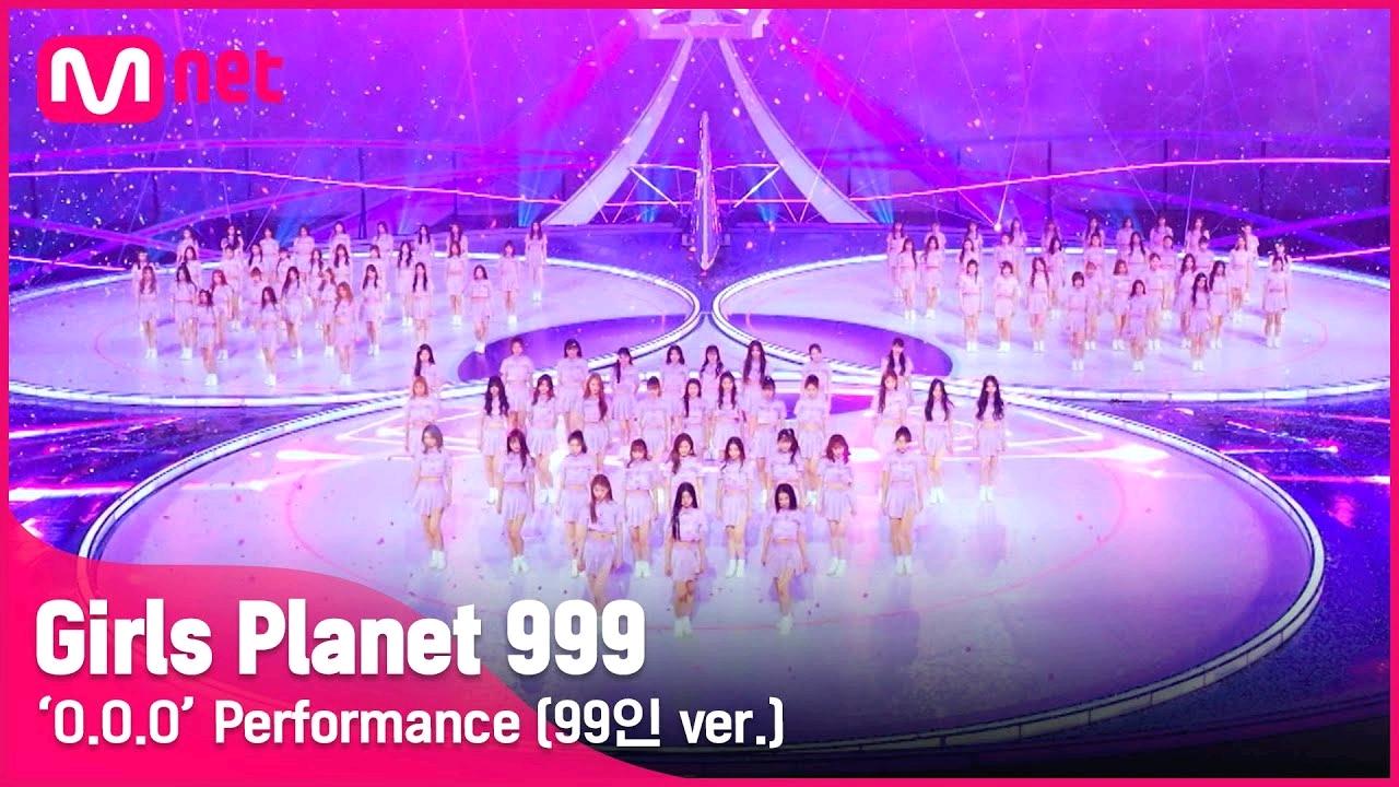 这就是韩国人认为Girls Planet 999会糊的原因吗