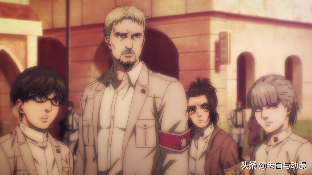 巨人最終季02話:艾倫登場,斷腿瞎眼,已潛入馬萊帝國