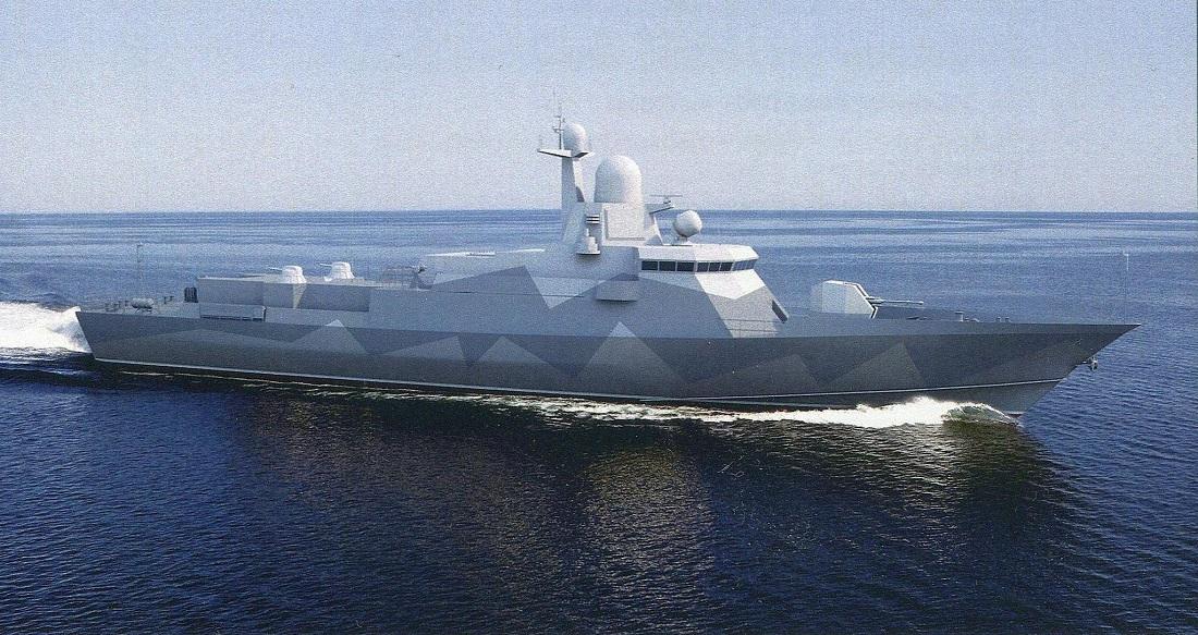 俄罗斯海军实力仍然不容小觑!世界前三的面子还是要给的