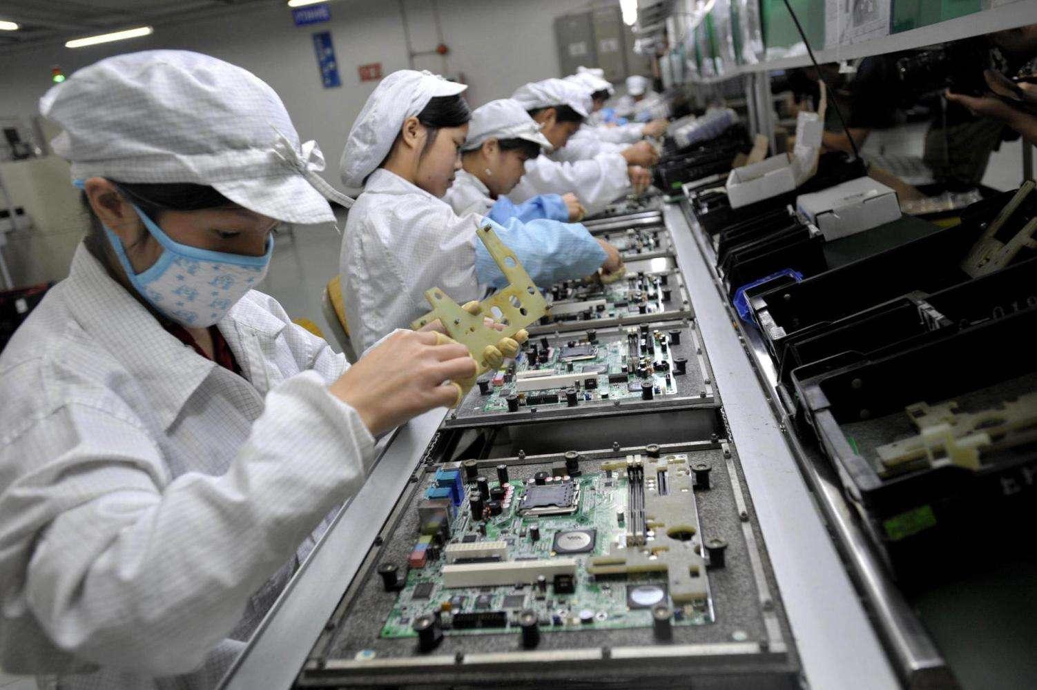 对越南新增投资18亿?把30%的生产线转移?富士康真要跑了?