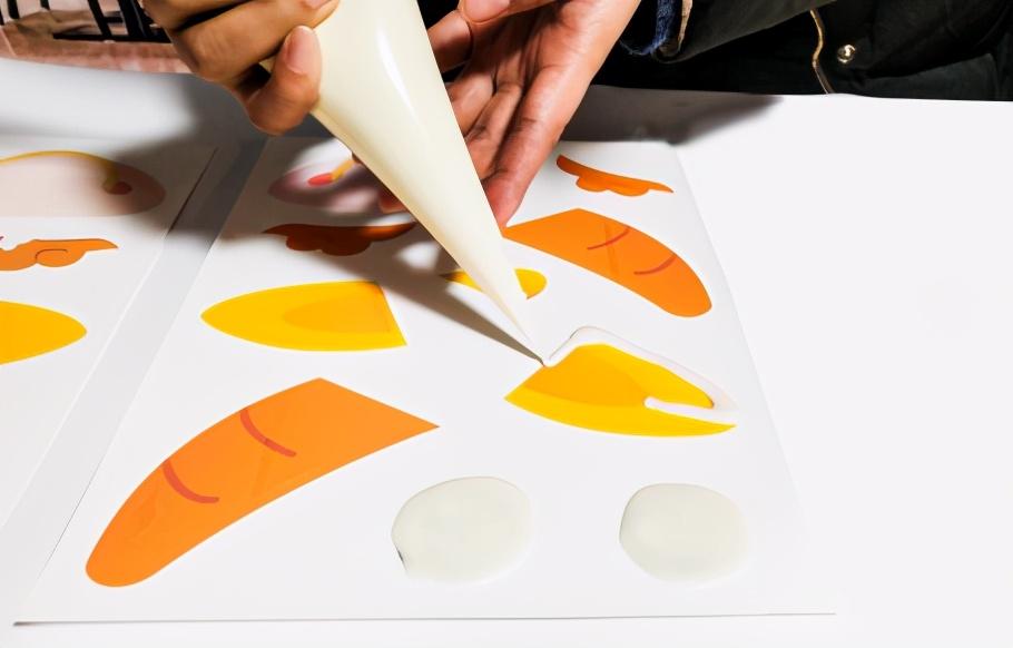 filmcare巧克力轉印紙如何制作定制款蛋糕裝飾插件?