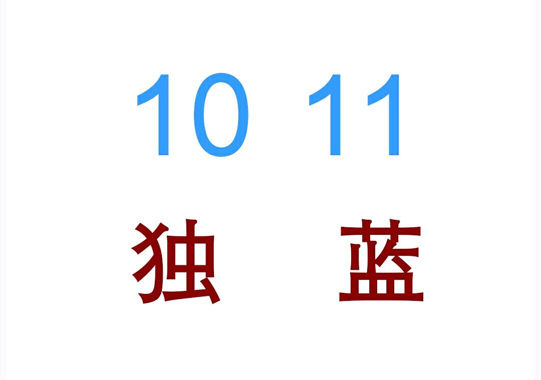 118期大乐透分析,倍投5+2,个人思路定独蓝,看好三连中