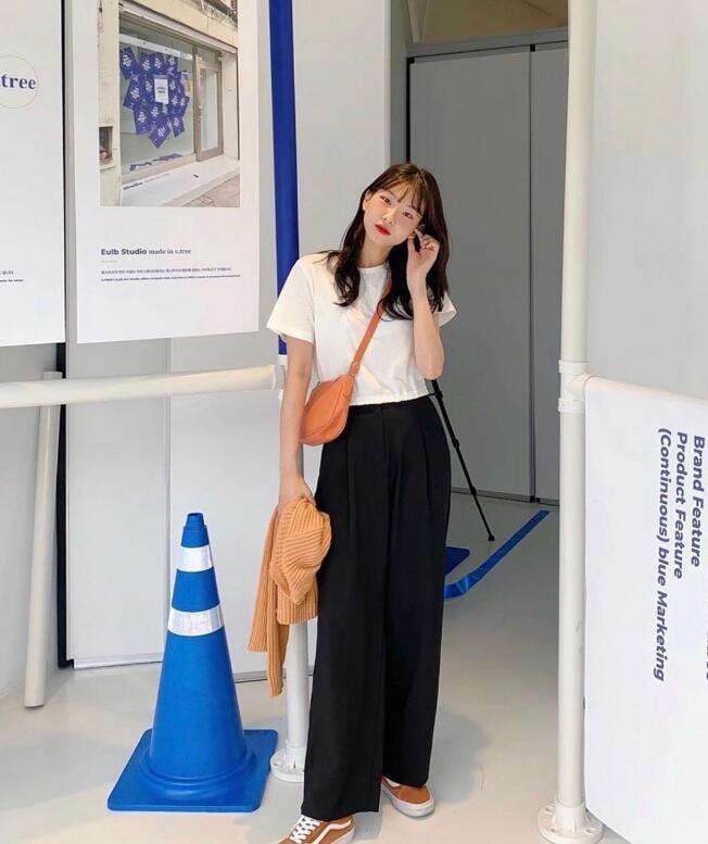 ins博主kimehwa非常实用的穿搭公式 好看的韩系风装扮