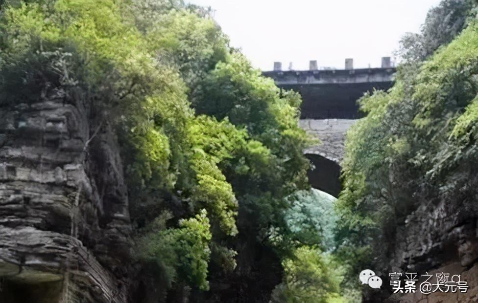 富平历史|富平古迹——老虎桥
